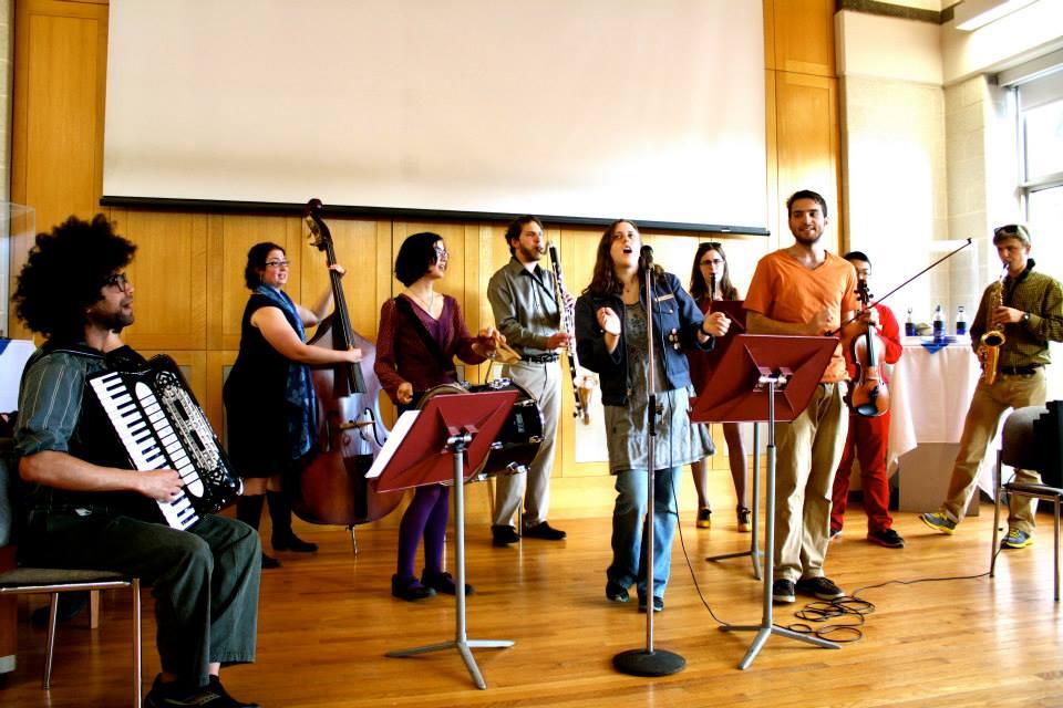 Yale Klezmer Band