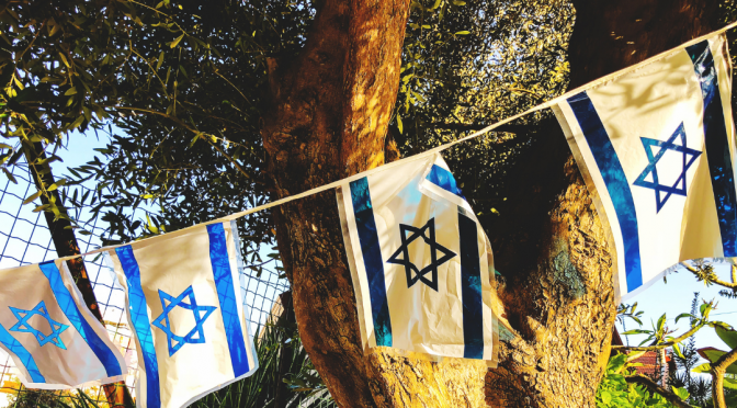 Reflections on the Israeli National Days